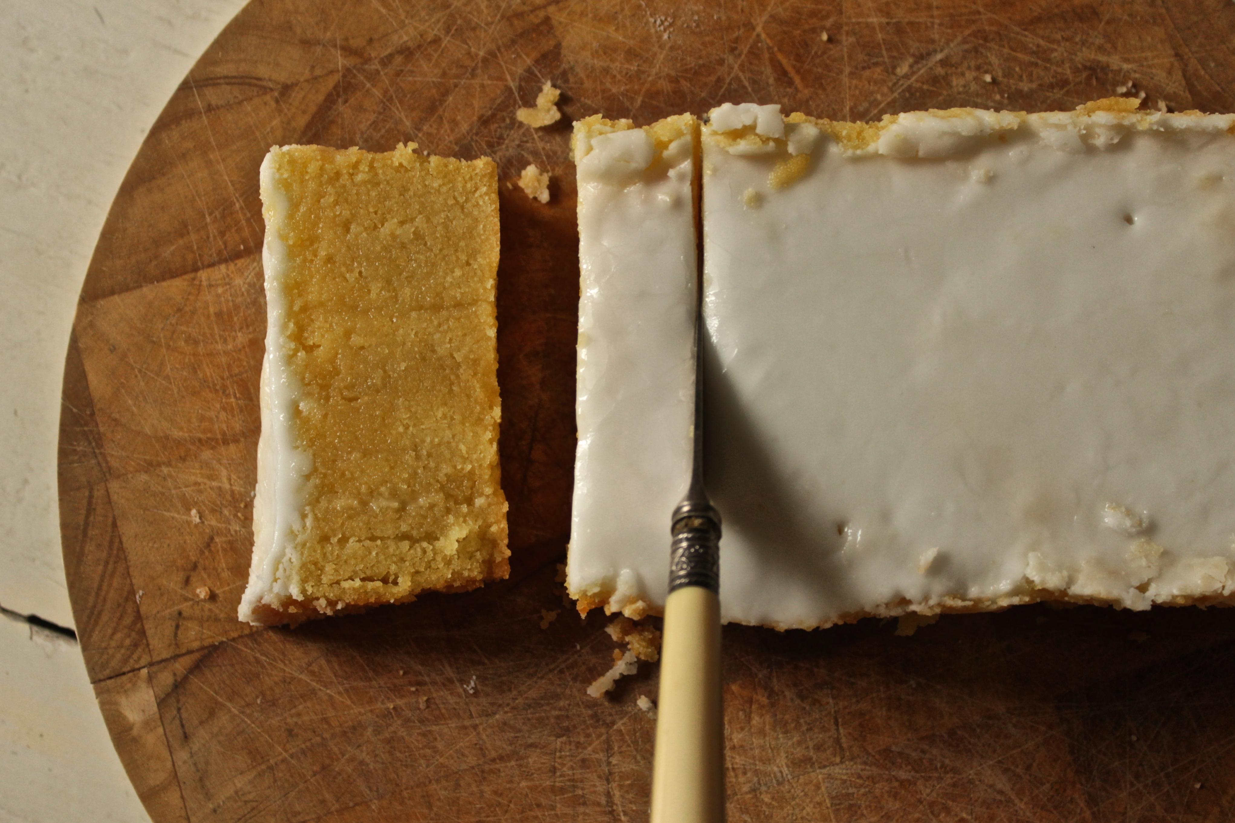 Gluten Free G&T Cake