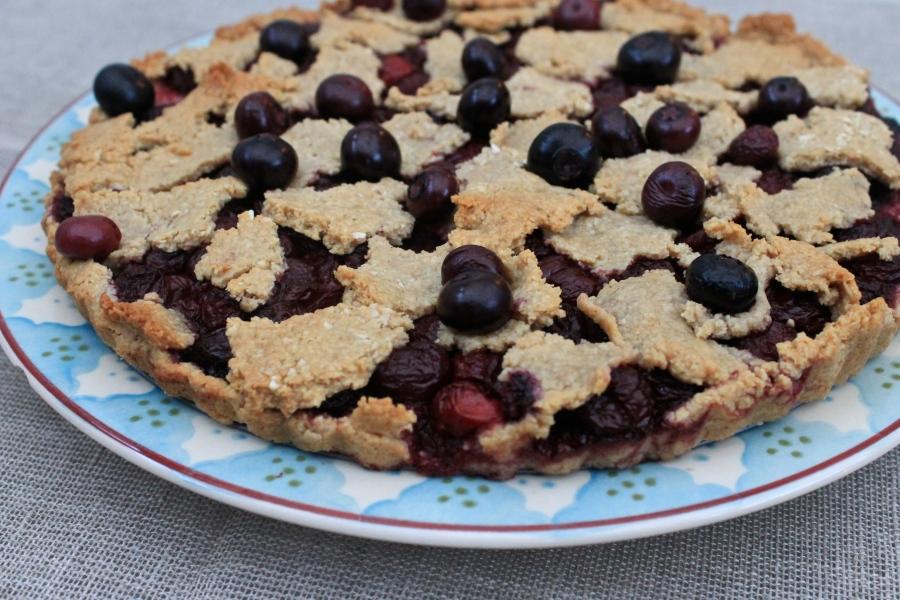 Gluten Free Cherry Pie