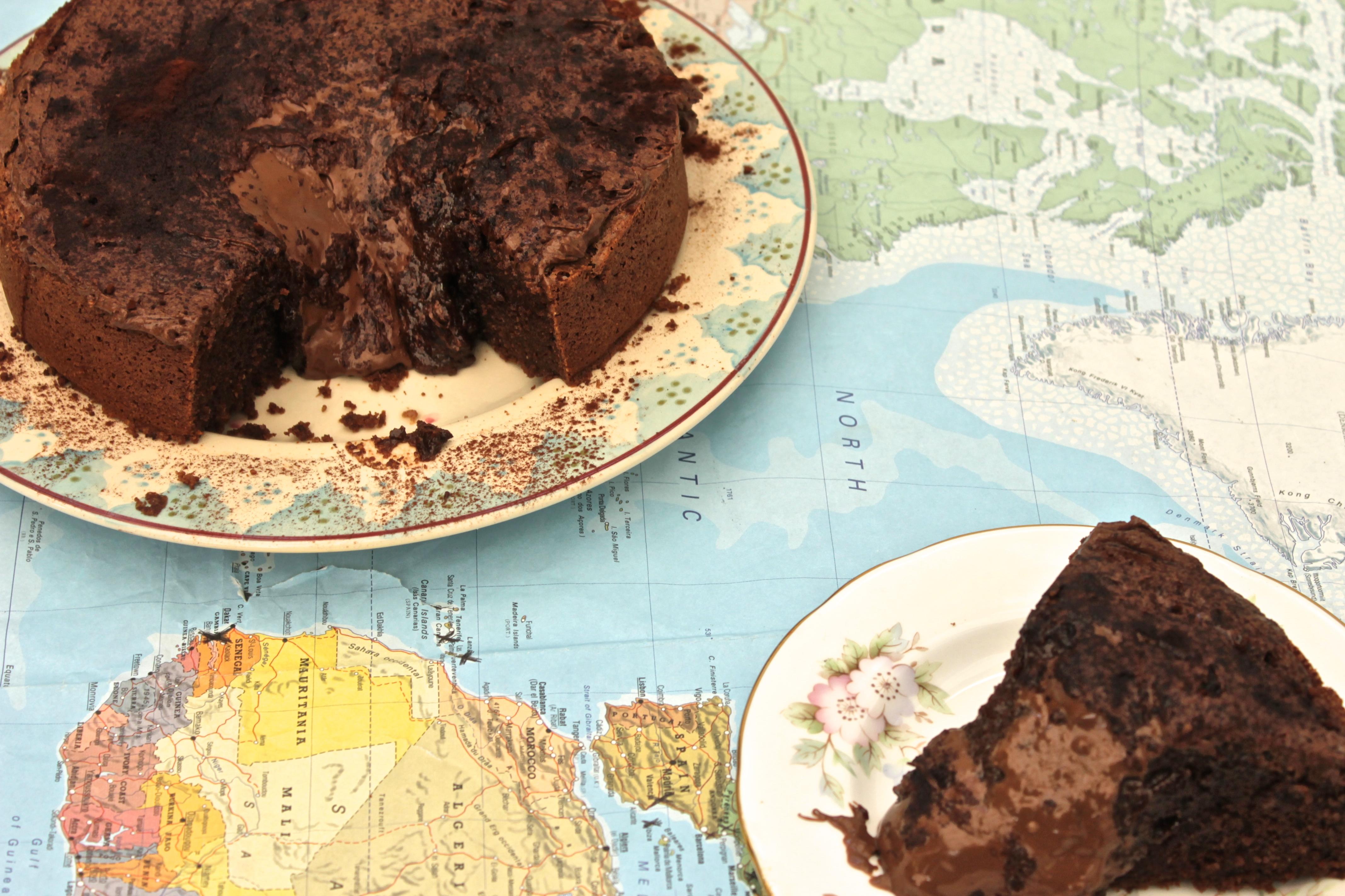 Gluten Free Chocolate Cake