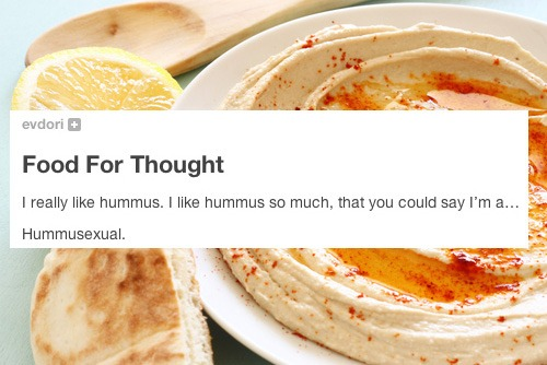 Healthy Snack: DIY Hummus