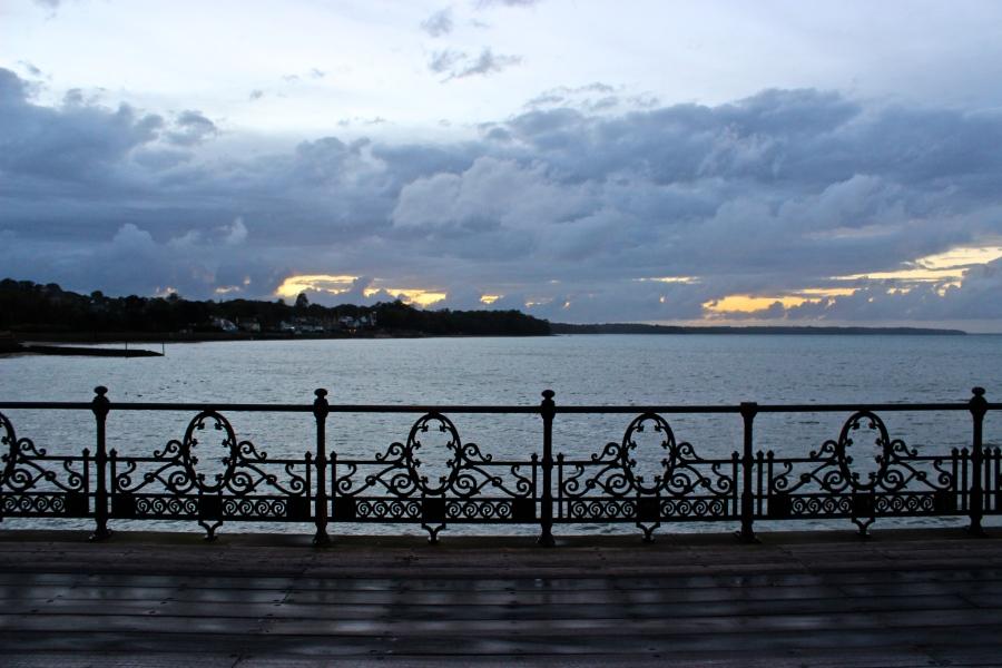 isle of wight pier