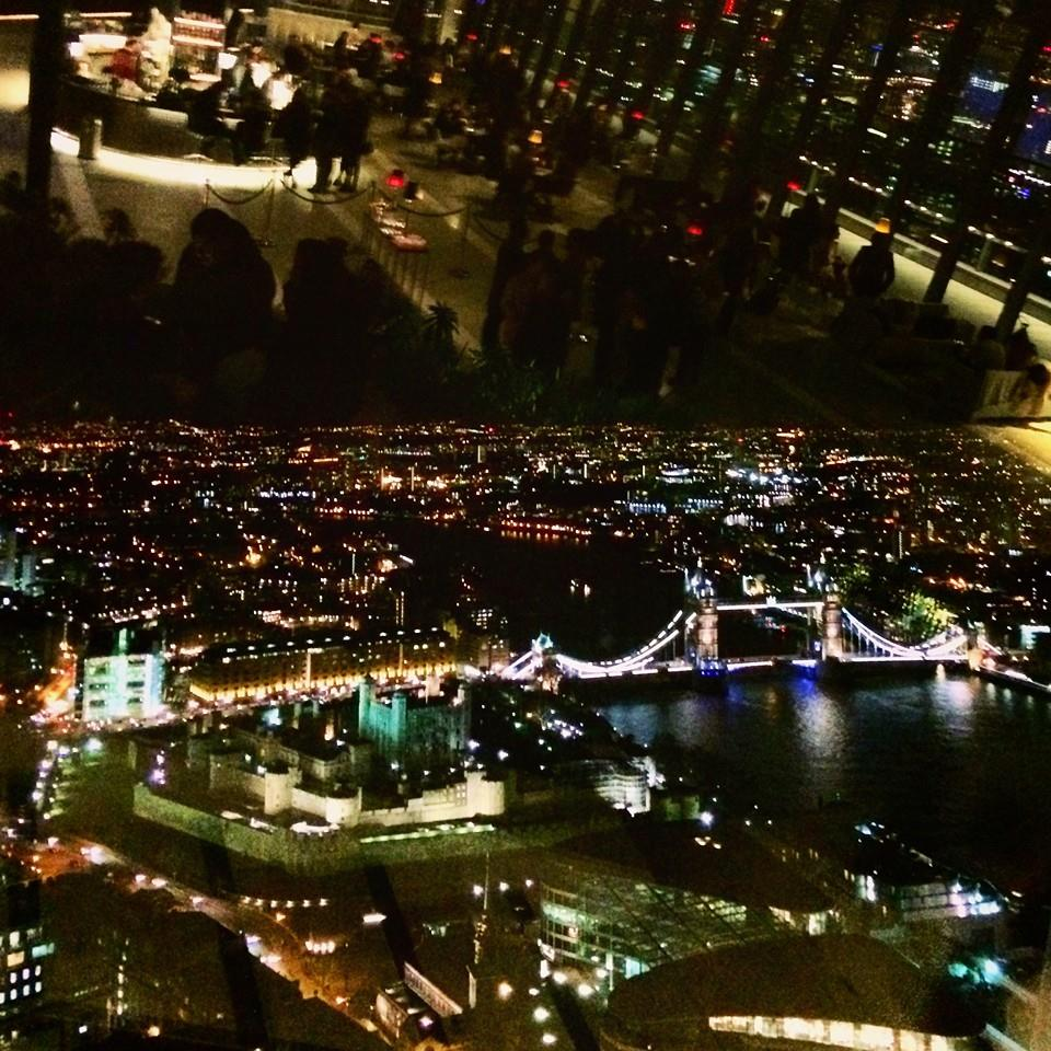 A night at the sky garden immy may for A night at the garden